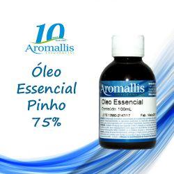 Óleo de Pinho 75% 100 ml – Óleo Essencial
