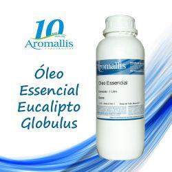 Eucalipto Globulus 1 Litro – Óleo Essencial