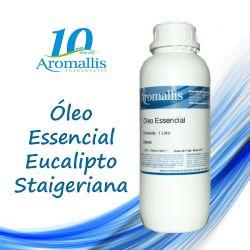 Eucalipto Staigeriana 1 Litro – Óleo Essencial