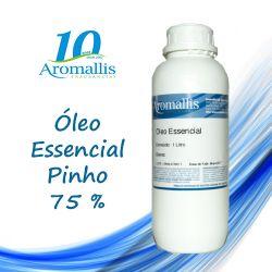 Óleo de Pinho 75% 1 Litro – Óleo Essencial
