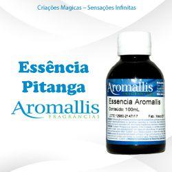 Essência Pitanga 100 ml – Oleosa Inspiração Olfativa : Pitanga