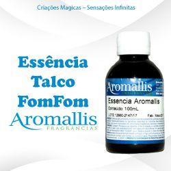 Essência Talco Fomfom 100 ml – Oleosa Inspiração Olfativa : Fomfom