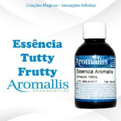 Essência Tutty Frutty 100 ml – Oleosa Inspiração Olfativa : Tutty Frutty