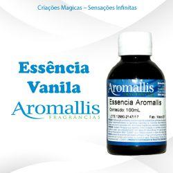 Essência Vanila 100 ml – Oleosa Inspiração Olfativa : Vanila