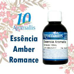 Essência Amber Romance 100 ml – Inspiração Olfativa : Amber Romance