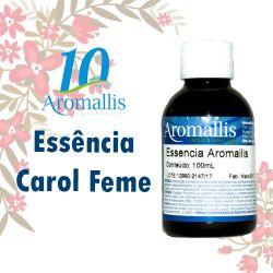 Essência Carol Feme 100 ml – Inspiração Olfativa : CH 212 WOMAN