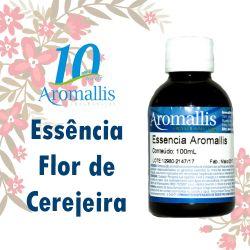 Essência Flor de Cerejeiras 100 ml – Inspiração Olfativa : FLOR DE CEREJEIRAS