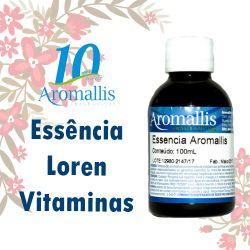 Essência Loren Vitaminas 100 ml – Inspiração Olfativa : LOREAL ELSEVE VITAMINAS