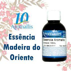 Essência Madeira do Oriente 100 ml – Inspiração Olfativa : MADEIRA DO ORIENTE