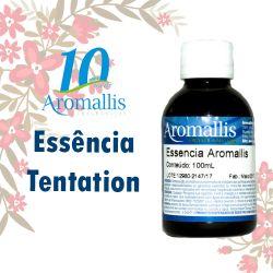 Essência Tentation 100 ml – Inspiração Olfativa : TENTAÇÃO V. SECRETS