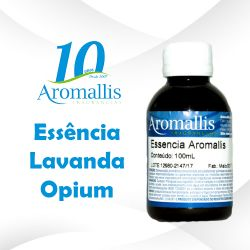 Essência Lavanda Opium 100 ml – Hidrossolúvel – Inspiração Olfativa : Lavanda Optimun 100 ml