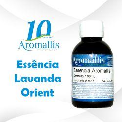 Essência Lavanda Orient 100 ml – Hidrossolúvel – Inspiração Olfativa : Lavanda Orient