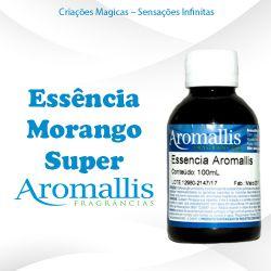 Essência Morango Super 100 ml – Hidrossolúvel – Inspiração Olfativa : Morango Super