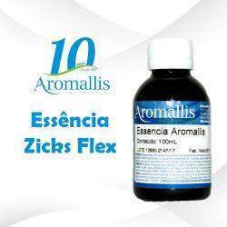 Essência Zicks Flex 100 ml – Hidrossolúvel – Inspiração Olfativa : Zicks Flex