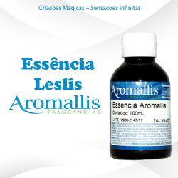 Essência Leslis 100 ml – Oleosa Inspiração Olfativa : Lelis Blanc