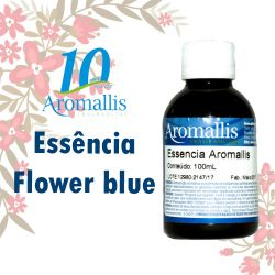Essência FLOWER BLUE 100 ml – Inspiração Olfativa : FLORATA IN BLUE CK WOMAN